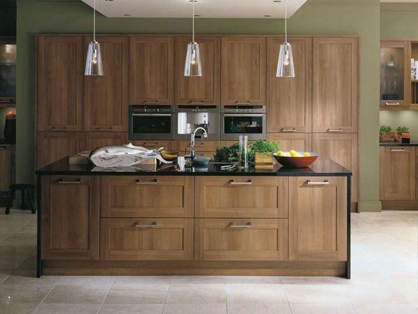 design of kitchen furniture best 21 ideas walnut kitchen cabinets black 17260