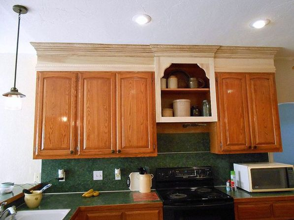 Upper kitchen cabinets considerations