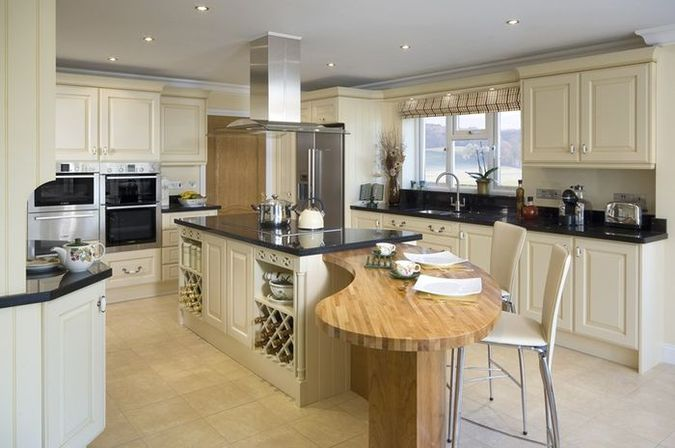 Beautiful kitchen designs is real