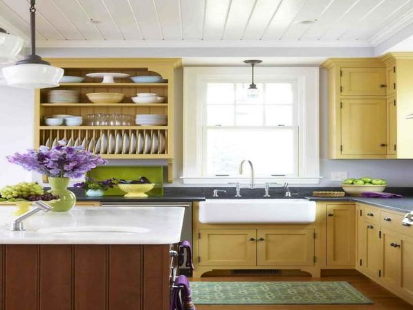 Small country kitchens: 5 news