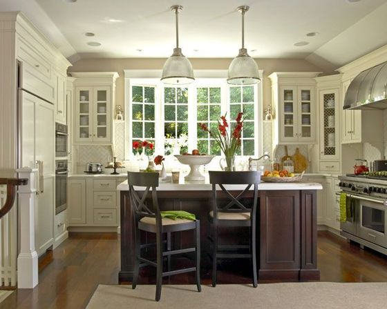 Great idea: country kitchen