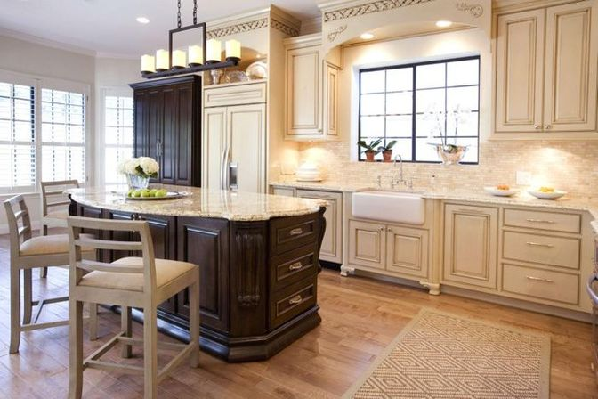 10 things about French country kitchen