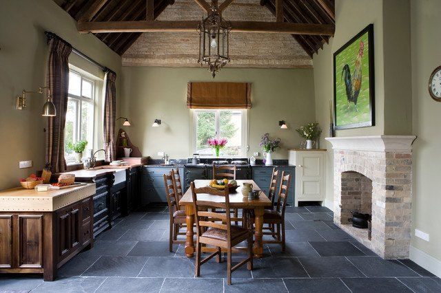 10 Species of Furniture for a farm country kitchen