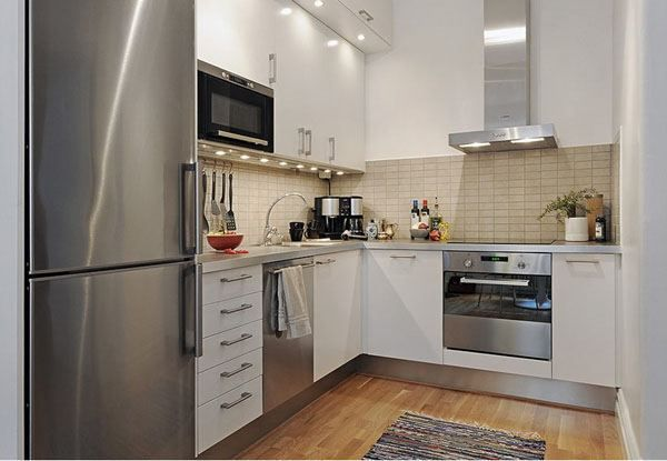 kitchen design with washing machine. The Space Under The Sink Is Usually Filled With Appliances  Oven Washing Machine A Compact Refrigerator And Dishwasher 10 Important Tips For Small Kitchen Design Kitchens Designs Ideas