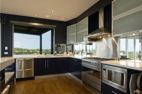 European Kitchen Design Ideas: Shine