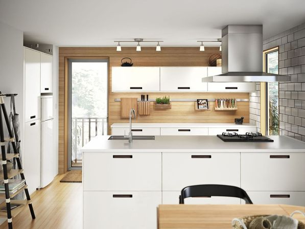 The majority of those who is going to do the remodeling of a kitchen preferred IKEA to most popular designers and companies because of many reasons. & IKEA kitchen cabinets reviews is it worth to buy? | Kitchens ...