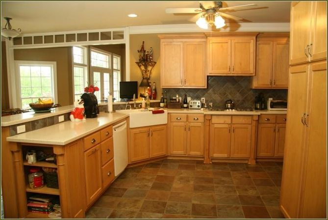 Open Grain Wood Types For Kitchen Cabinets
