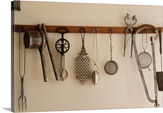Where To Get Antique Kitchen Utensils?